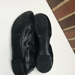 Lucky Brand Shoes - NWT Lucky Brand Black Leather Flats Size 10